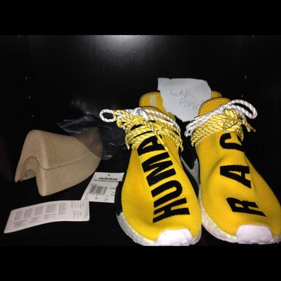Adidas Pharrell Williams Razza Umana Nmd Poshmark